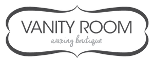 Vanity Room Waxing Boutique Logo